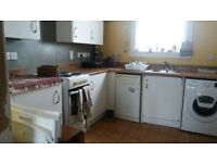 Two bedrooms in a three bedroomed house Available
