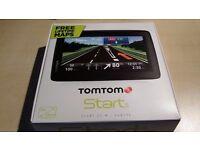 TomTom Sat Nav - nearly new