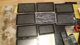 9 tablets for sale £15 each