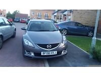 Mazda 6 ts2/insignia/mondeo/great car/great condition/ideal fsmily car/hatchback/