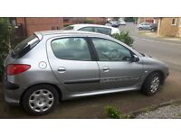 Used Peugeot 206 for Sale at cheap negotiable price