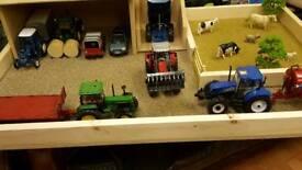 Model farms