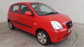 kia picanto GS 1.0 petrol 2006 manual cheap car for sale