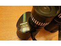 Chinon Sportsman 7-15-x-35 Binoculars with Case