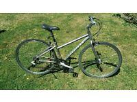 Ridgeback velocity lady hybrid Dutch bike 15 in frame