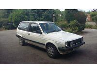 1985 MK2 VW POLO - CLASSIC CAR - £1600