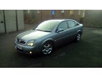 Low millege 2006 vauxhall vectra 1.9 cdti 150bhp long mot