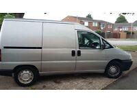 cheap clean van £750