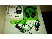 Turtle Beach Ear Force X12 Gaming Headset Amplifier Black - For Xbox 360 & PC