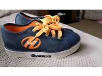 Genuine heelys size 2