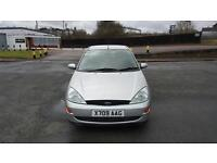 Ford Focus Diesel 1.8 TDci in good condition 1 year MOT drives excellent