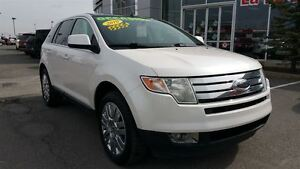 2010 Ford Edge Limited ASSISTANCE ROUTIÈRE 2 ANS INCLUSE