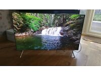 """Samsung KS7000 55"""" 7 Series 4K SUHD QUANTUM DOT Smart TV 2200PQI - FREEVIEW/SAT HD - WARRANTY"""