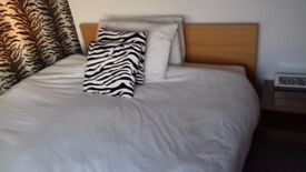 Double bed for sale NEW with mattress