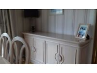 Sideboard - 4 doors good condition