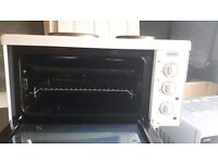 Table top Oven with hob