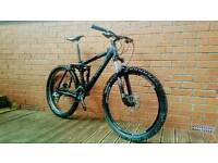 Trek Remedy Full Sus Mountain Bike with Upgrades (Med Frame)