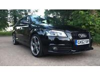 Audi A3 black edition 2012 2.0tdi