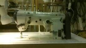 Singer 457 industrial sewing machine