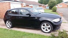 Lovely BMW 118D ES 6 Speed Manual looks and drive correctly in every way.