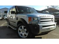 LAND ROVER DISCOVERY HSE 1 PRIVATE OWNER 58000 MILES FSH A FANTASTIC EXAMPPLE (silver) 2006
