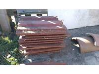 Free Marly modern roof tiles