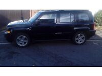 Jeep patriot 2.0 crd 4x4