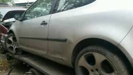 Vw golf for spares