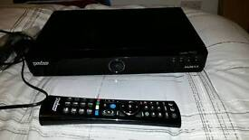 Humax youview freeview hd TV recording box