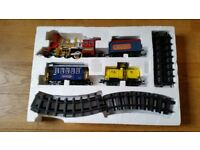 Battery Operated Kids Eastern Express Toy Train Set