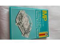 Hillman IMP owners workshop manual