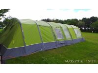 FOR SALE VANGO INSPIRE 600 AIRBEAM TENT AND AIRBEAM AWNING