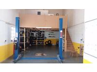 mechanical garage