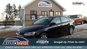 2013 Volkswagen Jetta - Heated seats! Air! $52 Weekly Tax Inc!