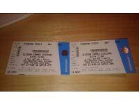 Biffy clyro tickets - Glasgow