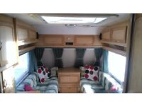 Elddis odyssey 482 / 2001/02 in excellent condition