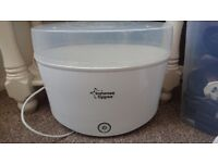 Tommee tippee steriliser and bits