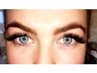 Individual eyelashes that last upto 2 weeks. Any size length thickness. **£5 only**