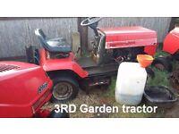 £140 each garden tractors not lawnmowers lawn mowers ride on mowers