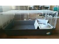 Rabbit/Guinea Pig Indoor Cage
