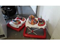 CLEARANCE STOCK VARIOUS BABY WALKERS CAN DELIVER