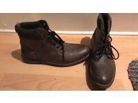Men's size 10 topman boots