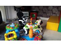 smart trike and toys