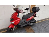 Gilera Runner ST200. Good condition and low mileage.