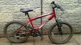 Child's Sabre Mountain Bike hand build uk