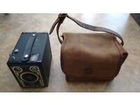 Agfa Synchro Box Camera Made In Germany
