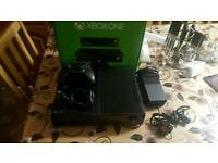 Xbox one 500gb Good Condition 4 games