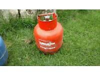 Propane gas bottle 3.8 kgs