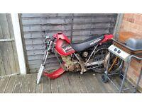 1990s honda xlr 125 project/ spares or repairs