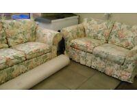 2 x 2 Seater Sofas matching